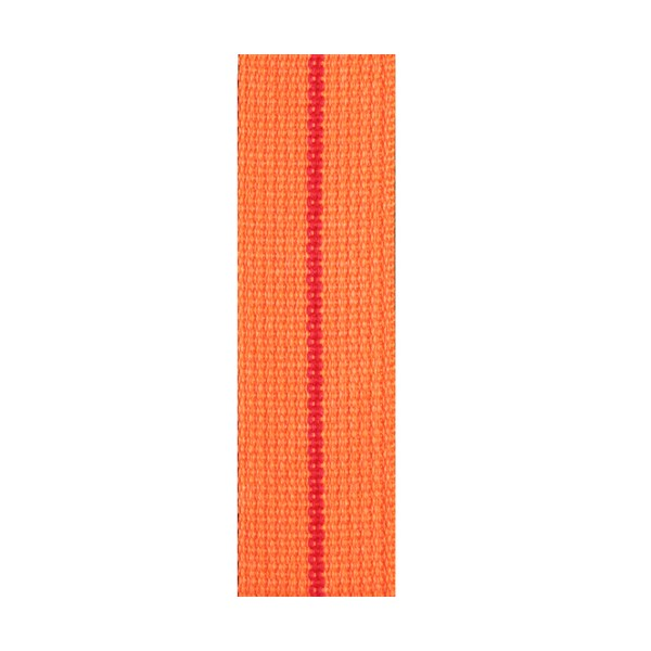 Ceinture sangle KARATE adulte - ORANGE