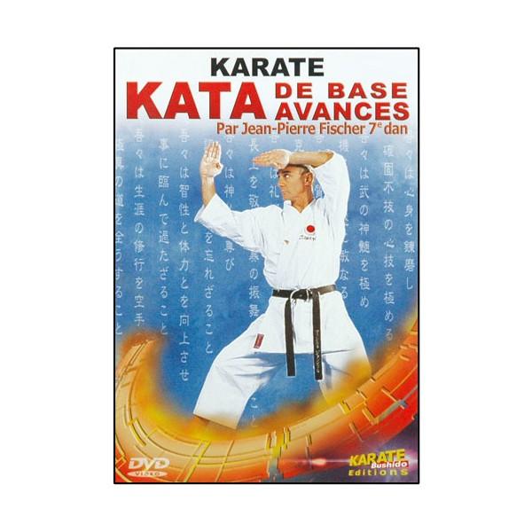 Karaté, Kata de base et avancé Vol.1 - JP Fisher