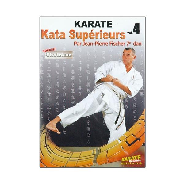 Karaté, Kata supérieurs Vol.4 - J.P. Fisher