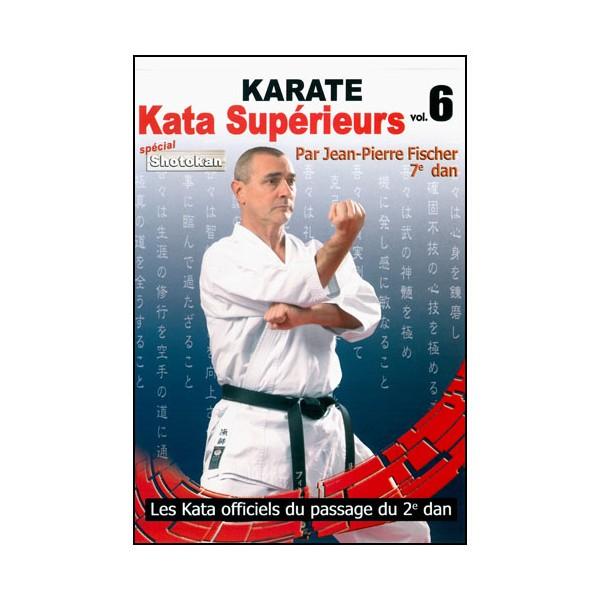Karaté, Kata supérieurs Vol.6 - J.P. Fisher