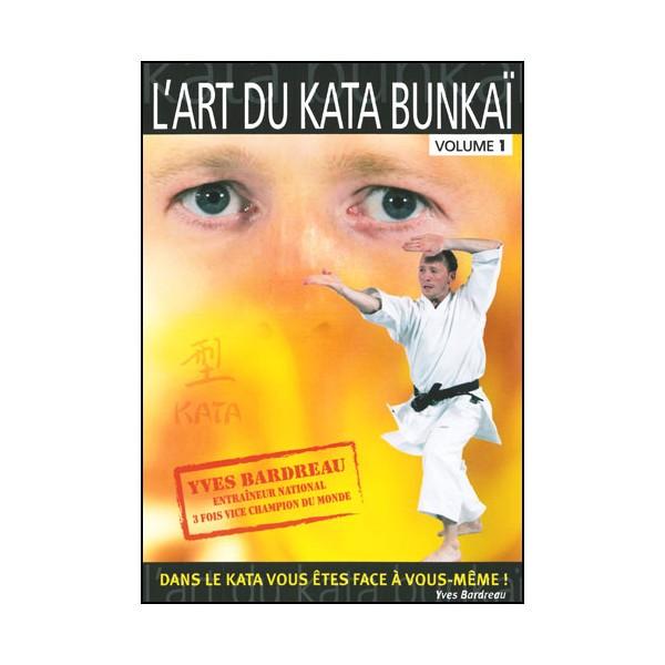 L'art du Kata Bunkai Vol.1 - Y Bardreau