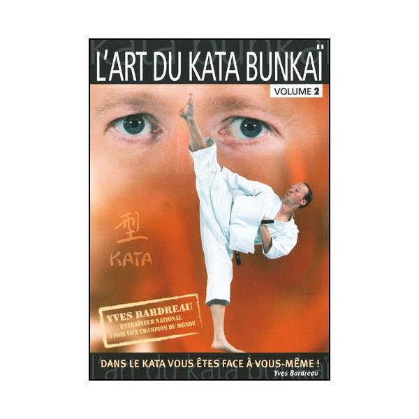 L'art du Kata Bunkai Vol.2 - Y Bardreau