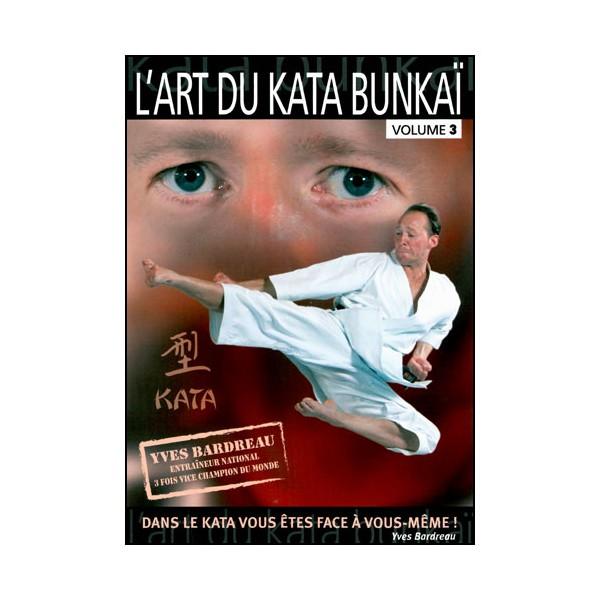 L'art du Kata Bunkai Vol.3 - Y Bardreau