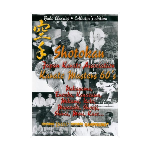 Shotokan JKA, Karate Masters 60
