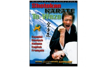 Shotokan Karate International, Te-Waza - Hirokazu Kanazawa