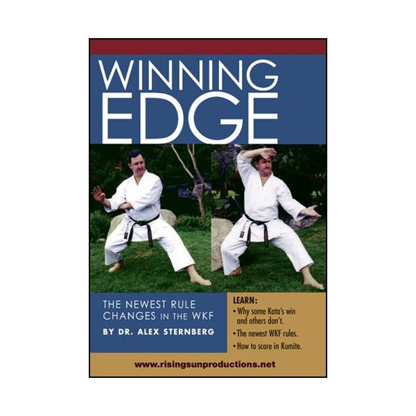 Winning EDGE, the newest rule changes in the WKF