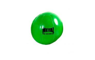 Médecine ball MB en vinyle, 2kgs (vert)
