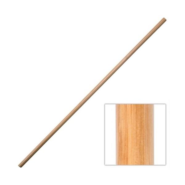 Bâton 152 cm (diam. 2,8 cm) - Rotin sans écorce
