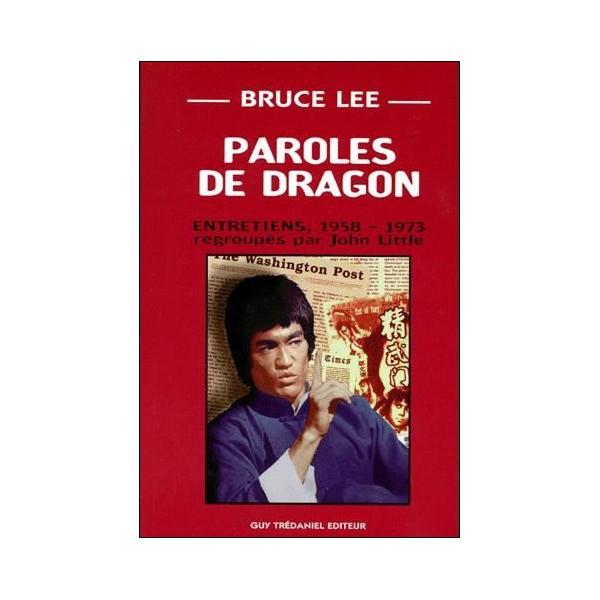 Paroles de dragon Bruce Lee  - John Little