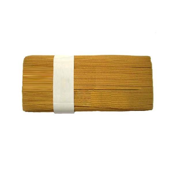 Tsukaido, cordon coton pour fourreau, longueur de 4 m - Marron