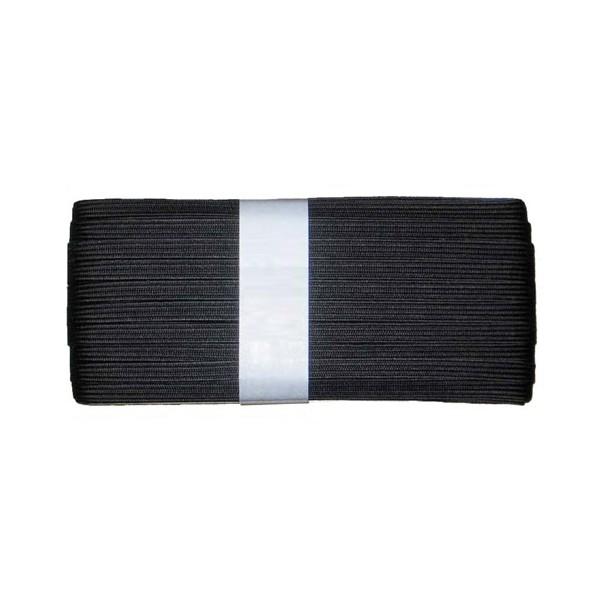 Tsukaido, cordon coton pour fourreau, longueur de 4 m - Noir