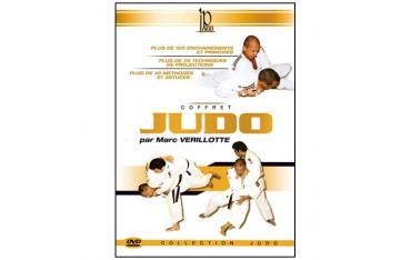 Coffret Judo (dvd.31- dvd.85- dvd.86)