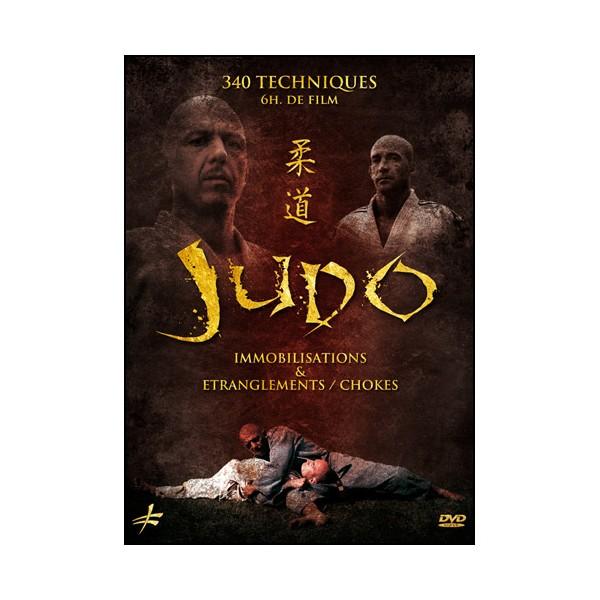 Coffret Judo immobilisation (dvd227-232-244)