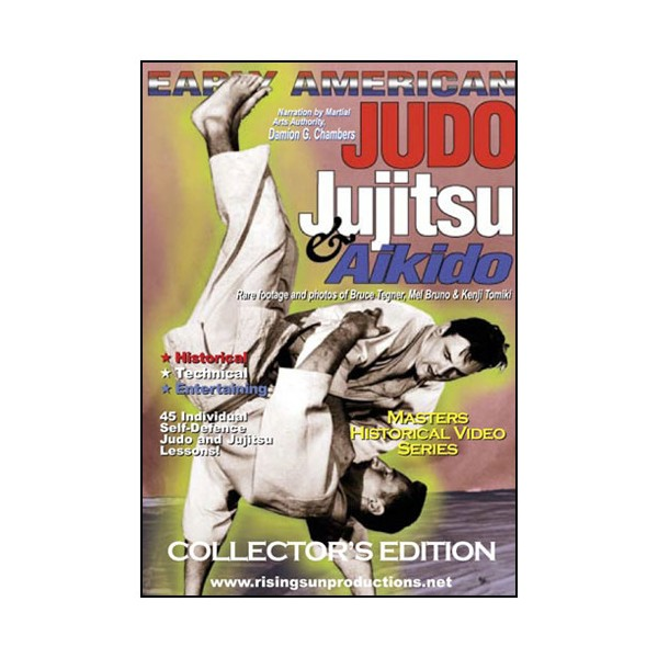 Early American Judo & Jujitsu