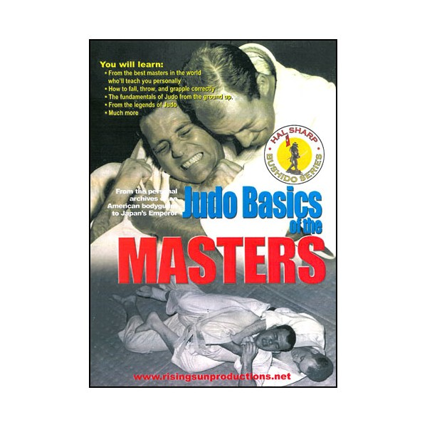 Judo Basics of the Masters (angl)