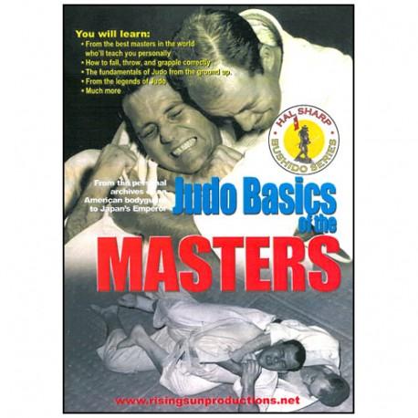 Judo Basics of the Masters (angl)