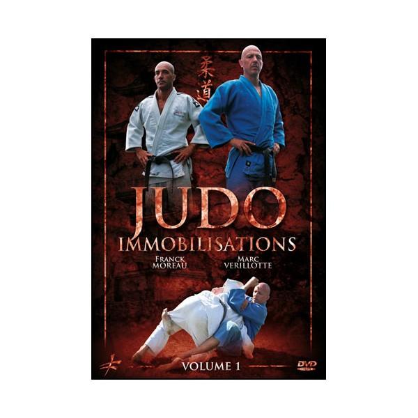 Judo Vol.1 : immobilisations - Moreau-Verillotte