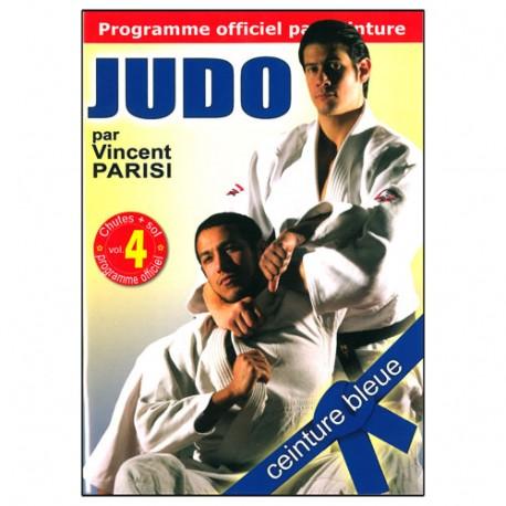 Judo programme par ceinture (bleue) Vol.4 - Parisi