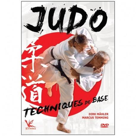 Judo, Techniques de Base - Dirk Mähler & Marcus Temming