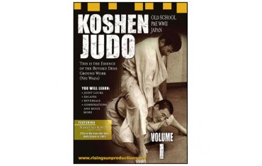 Koshen Judo Vol.1 - Masahiko Kimura