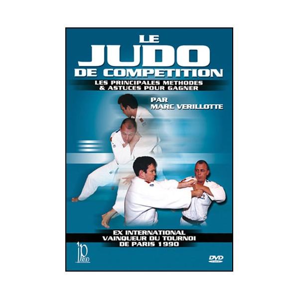 Le Judo de compétition - Marc Verillotte