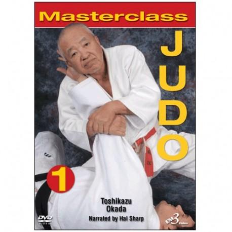 Masterclass Judo vol.1 - Toshikazu Okada  (angl)