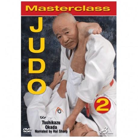 Masterclass Judo vol.2 - Toshikazu Okada (angl)