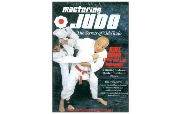 Mastering Judo, Ashi waza - Toshikazu Okada
