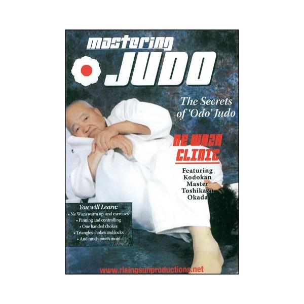 Mastering Judo, Ne waza clinic - Toshikazu Okada