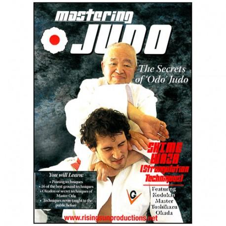 Mastering Judo, Shime waza - Toshikazu Okada