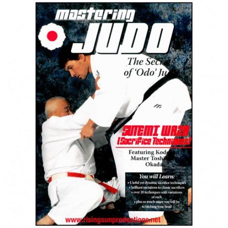 Mastering Judo, Sutemi waza - Toshikazu Okadadrus