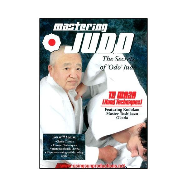 Mastering Judo, Te Waza - Toshikazu Okada