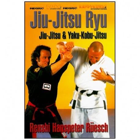Jiu-Jitsu Ryu & Yaku-Kobu-Jitsu - Hanspeter Rüesch