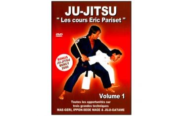 Ju Jitsu, les cours d'Eric Pariset