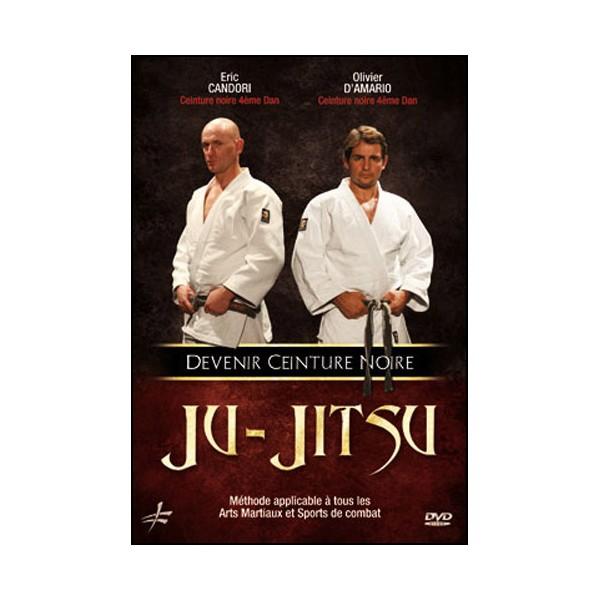 Ju-Jitsu devenir ceinture noire - Candori/D'Amario