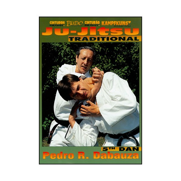 Ju-Jitsu traditionnel - Pedro R. Dabauza