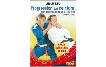 Ju-Jitsu, progression par ceinture - Eric Pariset