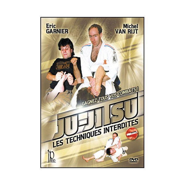 Ju-Jitsu, techniques traditionnelles et interdites - Garnier,V Rijt