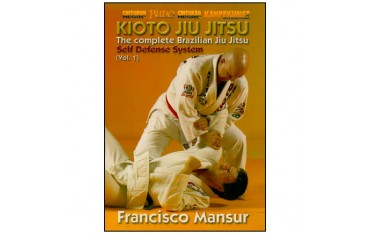 Kioto Jiu Jitsu, Self Defense System vol.1 - Francisco Mansur