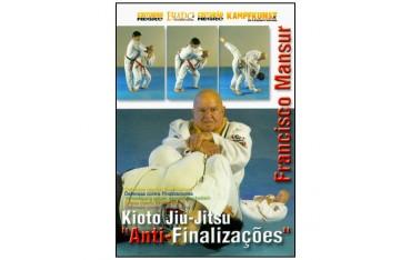 Kioto Jiu Jitsu, les contres - Francisco Mansur