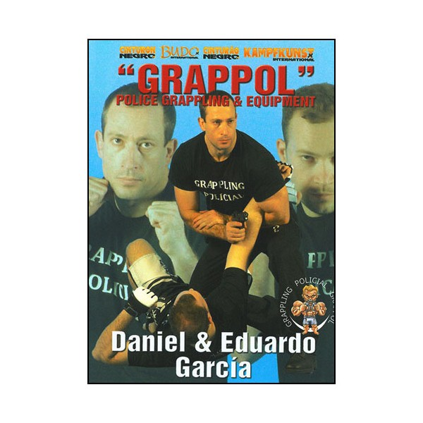 """Grappol"" Police grappling & equipment - D & E Garcia"