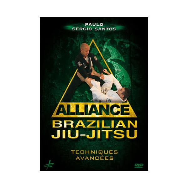 Alliance Brazilian Jiu-Jitsu techniques avancées - Sergio Santos