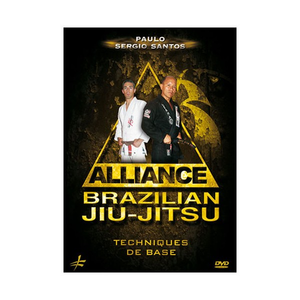 Alliance Brazilian Jiu-Jitsu techniques de base