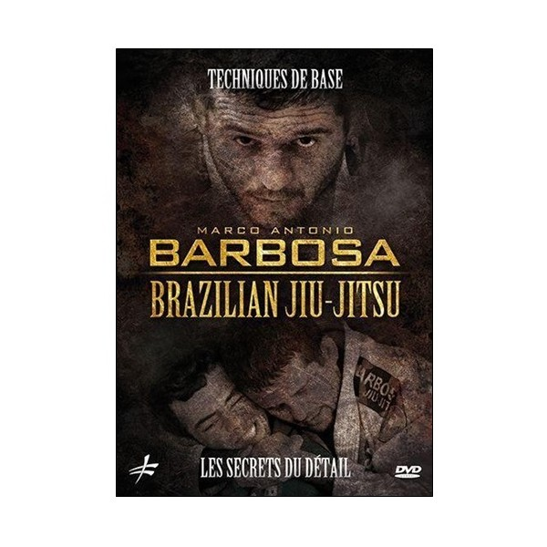 Barbosa Brazilian Jiu-Jitsu tec de base - Marco Antonio