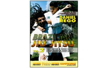 Brazilian Jiu Jitsu Vol.2, posit. Cruzada Montada - Daniel Rego
