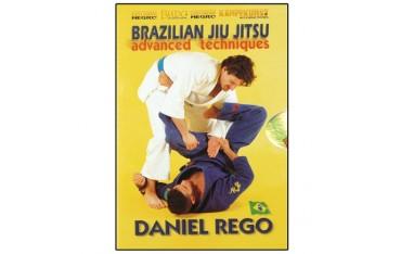Brazilian Jiu Jitsu Vol.4, techniques avancées - Daniel Rego