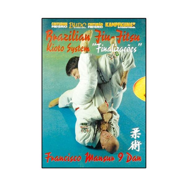 Brazilian Jiu Jitsu, Kioto system - Francisco Mansur