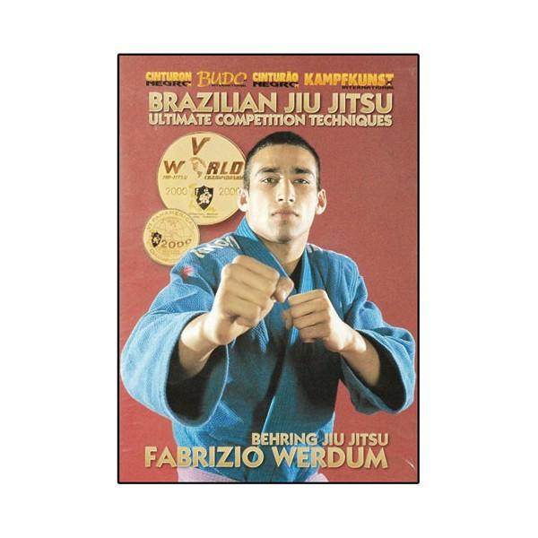 Brazilian Jiu Jitsu, ultimate competition techniques - F. Werdum
