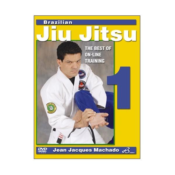 Brazilian Jiu Jitsu,the best of on-line training vol1 - Machado (angl