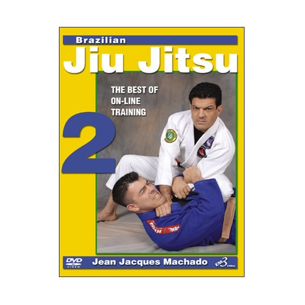 Brazilian Jiu Jitsu,the best of on-line training vol2 - Machado (angl
